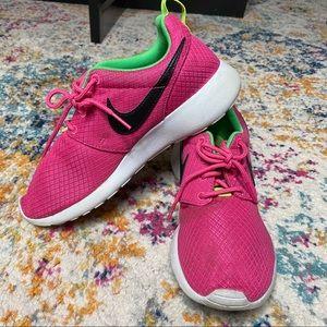 Nike Hot Pink Sneaker